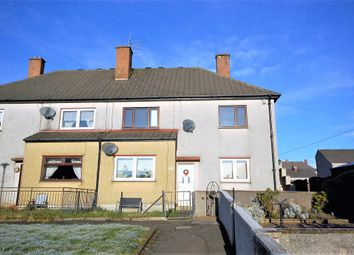 Thumbnail 2 bed flat for sale in Huntersfield Road, Johnstone
