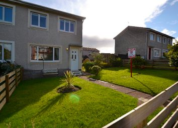 Thumbnail 3 bed semi-detached house to rent in Bellard Walk, West Kilbride, North Ayrshire