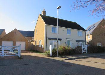 Thumbnail 4 bed property to rent in Trafalgar Drive, Brooklands, Milton Keynes