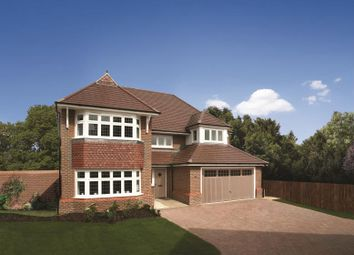 Thumbnail 4 bed detached house for sale in Carey Fields, Northampton Lane North, Moulton, Northampton