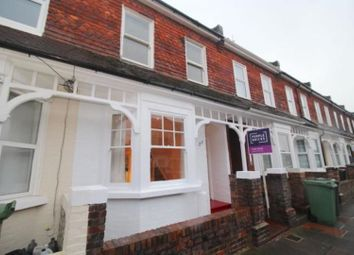 Thumbnail 2 bedroom terraced house to rent in Dursley Road, Eastbourne