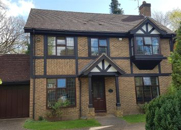 Thumbnail 4 bed property for sale in Dartnell Court, West Byfleet