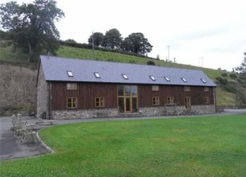 Thumbnail 4 bedroom barn conversion to rent in Llanfyllin