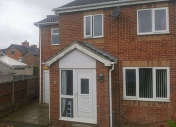 Thumbnail 4 bed semi-detached house for sale in Hedley Drive, Brimington, Chesterfield