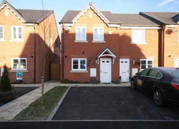 Thumbnail 3 bed end terrace house for sale in Deerfield Close, St. Helens