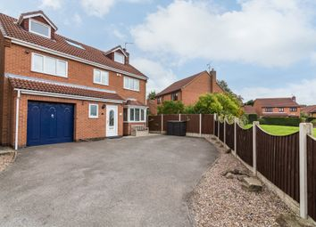 Thumbnail 6 bed detached house for sale in Spindletree Drive, Oakwood, Derby