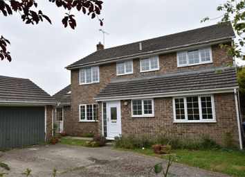 Thumbnail 6 bed detached house for sale in Knox Green, Binfield, Berkshire