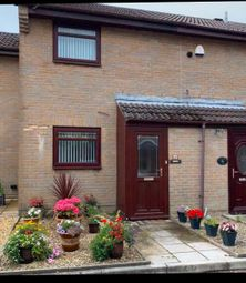 Thumbnail 2 bed terraced house for sale in Tyleri Gardens, Victor Road, Cwmtillery, Abertillery