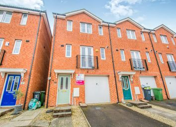 Thumbnail 3 bedroom town house for sale in Brynheulog, Pentwyn, Cardiff