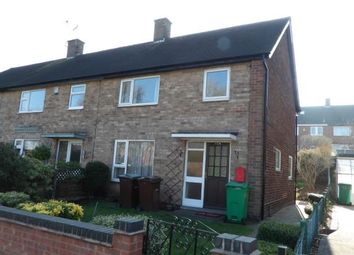 Thumbnail 3 bed end terrace house for sale in Glapton Lane, Clifton, Nottingham, Nottinghamshire