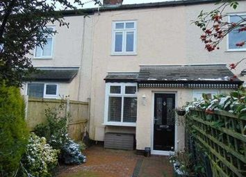 Thumbnail 2 bedroom terraced house to rent in Newfield Road, Lymm