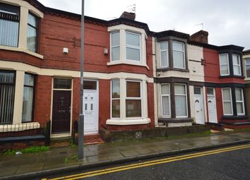 Thumbnail 3 bedroom terraced house for sale in City Road, Liverpool