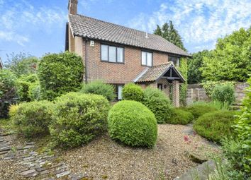 Thumbnail 4 bed detached house for sale in Droxford, Southampton, Hampshire
