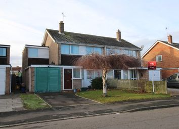 Thumbnail 4 bed semi-detached house to rent in Long Mynd Avenue, Cheltenham