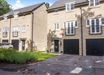 Thumbnail 3 bed town house for sale in Bluebell Drive, Wyke