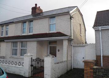 Thumbnail 3 bed property to rent in Ashburnham Road, Pembrey, Burry Port