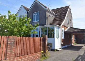 Thumbnail 3 bed semi-detached house for sale in Haig Road, Eastleigh, Hampshire