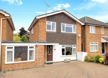 Thumbnail 4 bed detached house for sale in Thornhill, North Weald, Epping