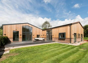 Thumbnail 5 bedroom barn conversion for sale in Gravel Hill Road, Holt Pound, Farnham
