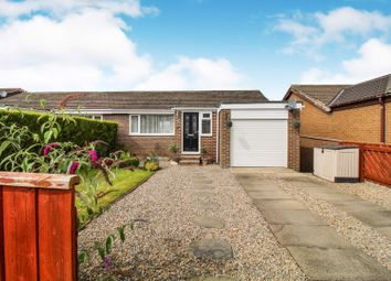 Thumbnail 3 bed semi-detached house for sale in Leaway, Prudhoe