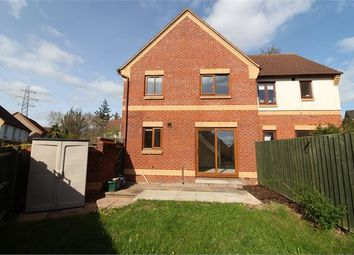 Thumbnail 2 bed end terrace house to rent in Wordsworth Close, Exmouth