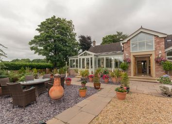 Thumbnail 4 bed barn conversion for sale in North Rode, Congleton