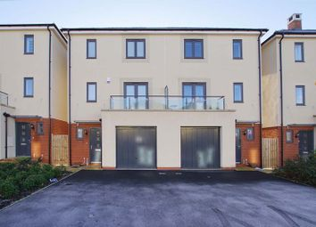 Thumbnail 4 bed semi-detached house for sale in Slade Baker Way, Frenchay, Bristol