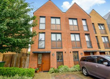 Thumbnail 3 bed semi-detached house for sale in Boyd Way, Greenwich