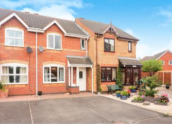 2 bed terraced house for sale in Snowdrop Close, Walsall WS8
