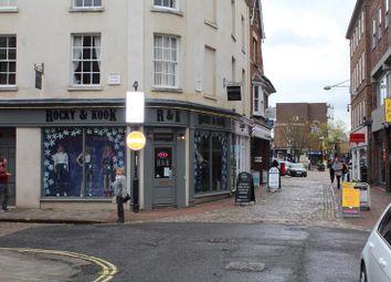 Thumbnail Retail premises to let in Temple Street, Aylesbury