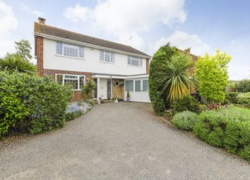 Thumbnail 4 bed detached house for sale in Seasalter Lane, Seasalter, Whitstable, Kent
