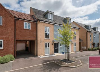 3 bed link-detached house for sale in Wilderness Road, Queens Hill, Norwich NR8