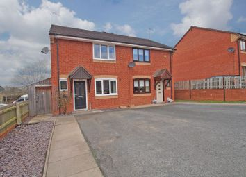 Thumbnail 2 bed semi-detached house for sale in Bays Meadow, Droitwich