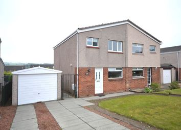 Thumbnail 3 bed semi-detached house for sale in Glenview Drive, Falkirk