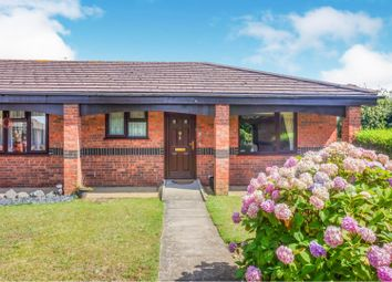 Thumbnail 1 bed semi-detached bungalow for sale in St. Claires Court, Lincoln