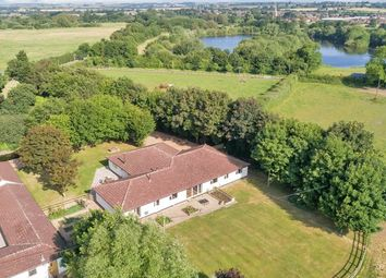 Thumbnail 5 bed equestrian property for sale in Station Lane, Kirby Bellars, Melton Mowbray