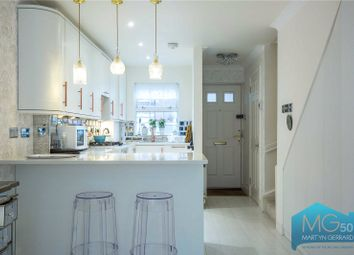 Thumbnail 2 bed terraced house for sale in Sebergham Grove, Mill Hill, London
