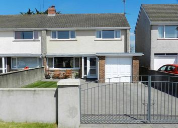 Thumbnail 3 bed semi-detached house for sale in Haven Road, Haverfordwest, Pembrokeshire