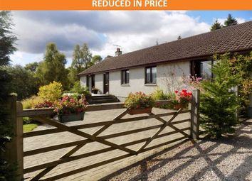 Thumbnail 4 bed detached bungalow for sale in Altass, Lairg, Lairg