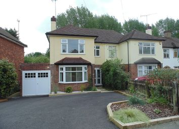 Thumbnail 3 bed semi-detached house to rent in Friars Avenue, Shenfield, Brentwood
