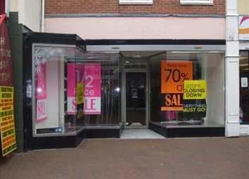 Thumbnail Retail premises to let in 38 St Mary Street, Weymouth, Dorset
