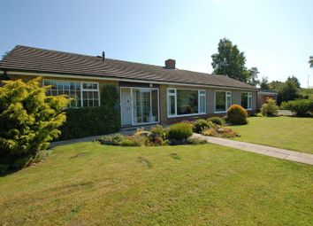 Thumbnail 4 bed detached bungalow for sale in Tudor Court, Ponteland, Newcastle Upon Tyne