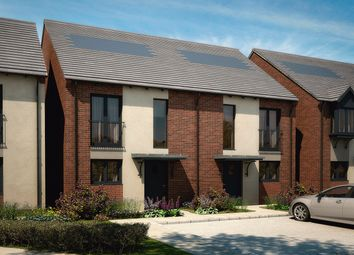 "Thumbnail 3 bedroom semi-detached house for sale in ""Vickery"" at Eastfield Road, Wellingborough"