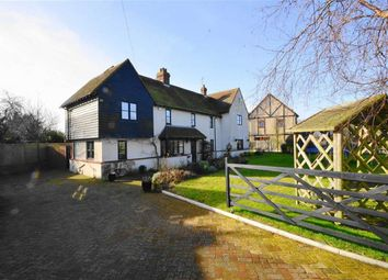 Thumbnail 4 bed detached house for sale in Church Road, Barling Magna, Southend-On-Sea