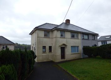Thumbnail 3 bed property to rent in Heol-Y-Gilfach, Llandysul, Ceredigion