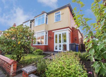 Thumbnail 3 bed semi-detached house for sale in Limefield Road, Bury