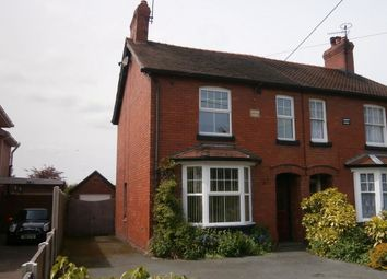 Thumbnail 4 bed semi-detached house for sale in Llanymynech