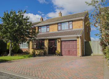 Thumbnail 4 bed detached house for sale in Fir Tree Avenue, Wallingford