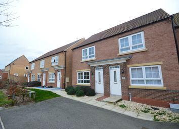 Thumbnail 2 bed end terrace house for sale in Star Carr Road, Cayton, Scarborough