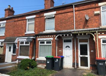 Thumbnail 2 bed terraced house to rent in Huthwaite Road, Huthwaite, Sutton-In-Ashfield